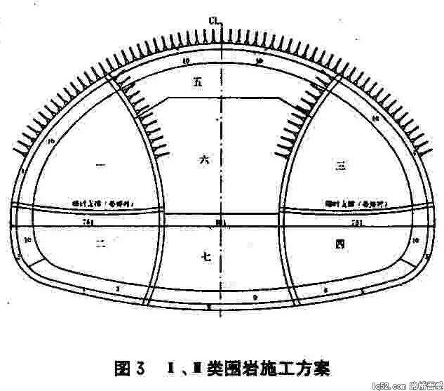 大断面单洞四车道公路隧道结构设计与施工方案探讨